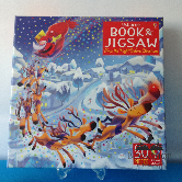 Twas the Night Before Christmas Book & Jigsaw