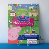 Peppa Pig: Hide-and-Seek; A Search and Find Book