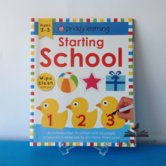 Wipe Clean Workbook Starting School