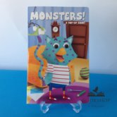 Monsters - a pop up book!