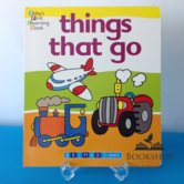 Baby's First Learning Book Things That Go