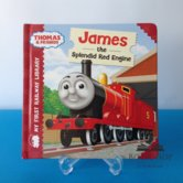 Thomas & Friends: James the Splendid Red Engine
