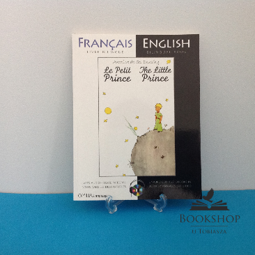 The Little Prince : French/English bilingual edition with CD
