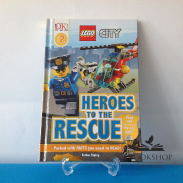 Heroes To The Rescue (Lego)