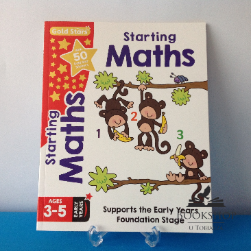 Gold Stars Starting Maths Workbook