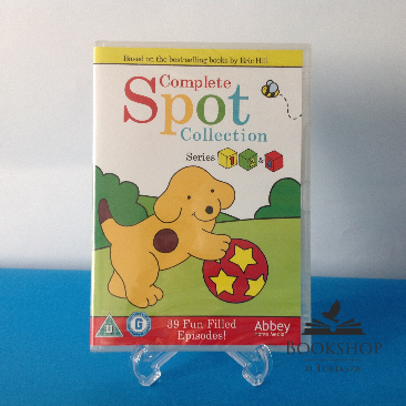 DVD: Complete Spot Collection – Series 1, 2 & 3