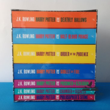 Harry Potter The Complete Collection (7 book set)